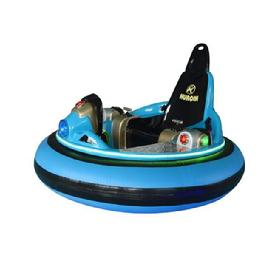 Bumper car on Ice