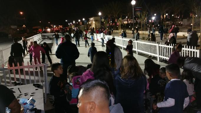 Mobile Ice Skating Rink